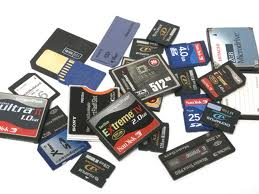 memoricard Camera