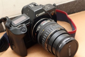 camera analog